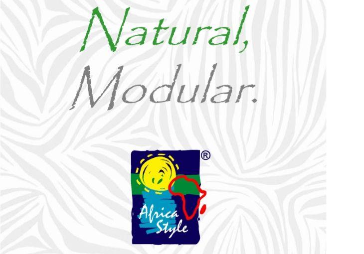 Press Kit Africa Style Natural, Modular